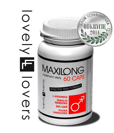 lovely lovers maxilong kapsułki laur konsumenta